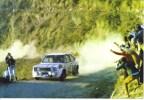 WRC  -  Argentina Rallye  -  Walter Rohl  -  Fiat 131 Abarth  -  Carte Postale - Rallyes