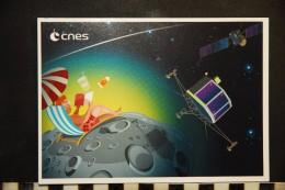 CNES  ASTRONOMIE, La France Au Coeur D4une Premiere Mondiale Astronomique La Sonde Rosetta - Astronomía