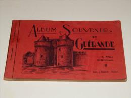 Carnet De 20 CPA De GUERANDE 44 - Editions J Nozais à Nantes - Guérande