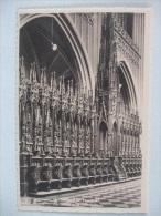 K30 Postkaart Antwerpen - Het Gestoelte Der Hoofdkerk - Antwerpen