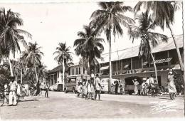 J-COTONOU-1-CENTRE-ANIMATISSIMA-AUTOBUS - Dahomey