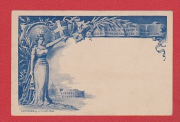 Italie  //  Entier Postal  //  Cachet Crusinallo  //  28/10/96 - Stamped Stationery