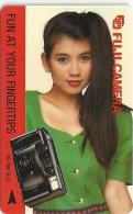 Singapore - Camera Dl-180 Tele, Privates Fuji Film, 4SFUC, 23.000ex, Used - Singapour