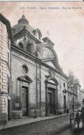 PARIS - Temple Protestant De Pentemont  - Rue De Grenelle (7e) - District 07