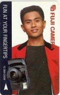 Singapore - Camera Fz-2000 Zoom, Privates Fuji Film, 4SFUK, 23.000ex, Used - Singapour