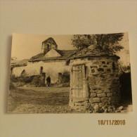 Carte Postale L´AUVERGNE : A TERNANT - TYPE D´ÉGLISE RURALE - Auvergne