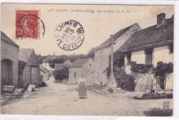 Alise-Sainte-Reine - Rue Du Palais - Frankrijk