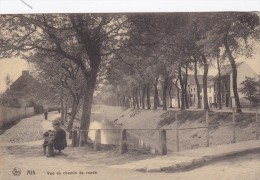 Ath - Vue De Chemin De Ronde - Ath