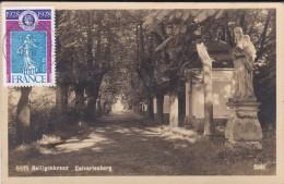 AUTRICHE---HEILINGENKREUZ---calvarienberg---voir 2 Scans - Heiligenkreuz