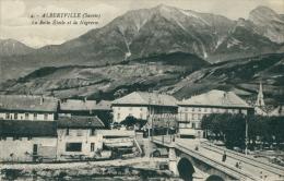 73 ALBERTVILLE / La Belle Etoile Et La Négresse / - Albertville