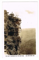 RB 1067 -  Real Photo Postcard - Cliffs At Wentworth Falls - New South Wales - Australia - Australie