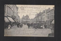 Carte Postale Malines Bailles De Fer 1914 - Mechelen
