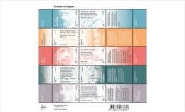 Nederland / The Netherlands - Postfris / MNH - Sheet Brieven Schrijven 2015 NEW!!! - Period 2013-... (Willem-Alexander)