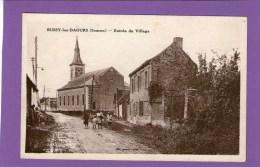 BUSSY-les-DAOURS - Entrée Du Village - - Francia