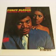 33T PERCY SLEDGE : TAKE TIME TO KNOW HER - Vinyl-Schallplatten