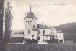 Hamoir - Le Château De Hamoir-Lassus (1911) - Hamoir