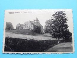 AMONINES Le Château De Blier ( Maria Piérard ) Anno 195? ( Zie Foto Voor Details ) !! - Erezée