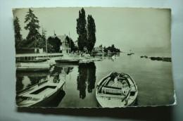 D 74 - Amphion - Le Port - France