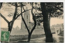 CPA 44 LE BOURG DE BATZ RUINES DE NOTRE DAME DU MURIER - Batz-sur-Mer (Bourg De B.)