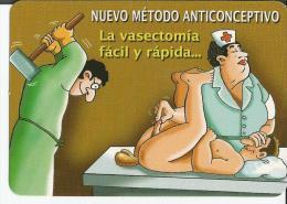 Calendario De Bolsillo Chistes Eroticos 2006 (16) - Small Pocket Calendar Erotic Humour 2006 - Calendriers