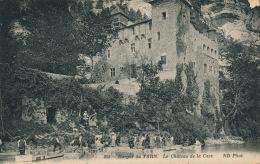 GORGES DU TARN - Le Château De La Caze (animation) - France