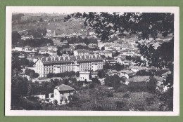 CPSM Vue Peu Courante - ISERE - BOURGOIN - VUE GENERALE DES CASERNES - J. CELLARD / 24302 - Bourgoin