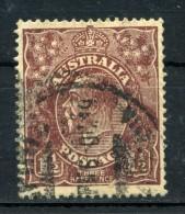 1918-24 AUSTRALIA N.63 USATO