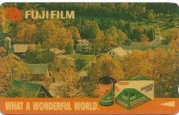 Singapore - Countryside, Privates Fuji Film, 1SFUE, 54.394ex, Used - Singapour