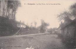 CEMPUIS   ( 47 )  La Rue Verte , Dite Le Bout De La Ville    ( Port Gratuit ) - France