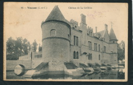 VOUZON - Château De La Grillière - France