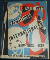 Expositions Internationales Paris 1937 New-York 1939 - Art