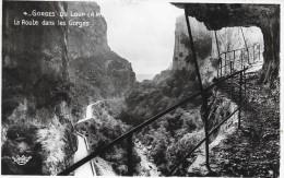 DEPT 06 - Gorges Du Loup - La Route Dans Les Gorges - ENCH - - Autres Communes
