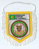 Fanion Football Federation Zairoise - Apparel, Souvenirs & Other