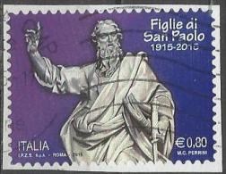 Italia 2015, Figlie Di San Paolo (o) - 6. 1946-.. Repubblica