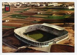 Football, Soccer, Spain, Valencia, Levante Stadium, Aerial View  ( 2 Scans ) - Football