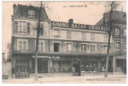 CPA SAINT DIZIER 52 LE GRAND BAZAR UNIVERSEL 1915 - Saint Dizier