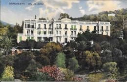 OSPEDALETTI - Villa Dr Oster - Imperia