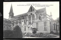 La Salle De Vihiers - Maison Mere Des Filles De La Charité Du Sacré Coeur De Jésus, La Chapelle ( Façade Est    - Hal23 - Other Municipalities