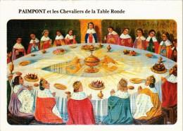 Paimpont Et Les Chevaliers De La Table Ronde - Très Très Rare - Saint-Suliac