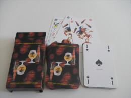 jeu de 52 cartes � jouer - BIERES - CUVEE DES TROLLS