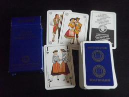 jeu de 52 cartes � jouer - BANQUE PINTO & SOTTO MAYOR