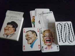 jeu de 52 cartes � jouer - CINEMA