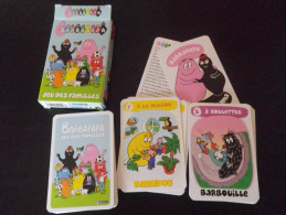 jeu de 7 FAMILLES - BARBAPAPA