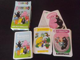 Jeu De 7 FAMILLES - BARBAPAPA - Cartes à Jouer