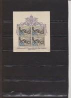 Vatican  Bloc  N°  1  Neuf  *tc  (centenaire Du Timbre) - Blocchi E Foglietti