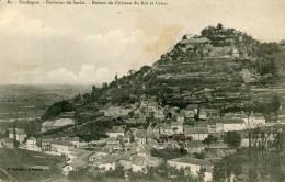 CHATEAU DU ROI ET CENAC(DORDOGNE) SARLAT - Sarlat La Caneda