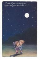 13364 -  Enfants Amoureux In Der Nacht In Der Nacht Wenn Die Liehe Erwacht... - Couples