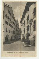 BRESSANONE VIA PORTICI MINORI VIAGGIATA F.P. - Bolzano (Bozen)