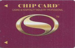 Siena Hotel Spa Casino Reno Chip Card - Casino Cards