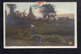 Agriculture - Elevage / Scènes Champêtres / Débrousaillage / Photographe M. Darnault - Elevage